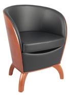 Bar bistro lounge st hle und tische for Stuhl holzschale
